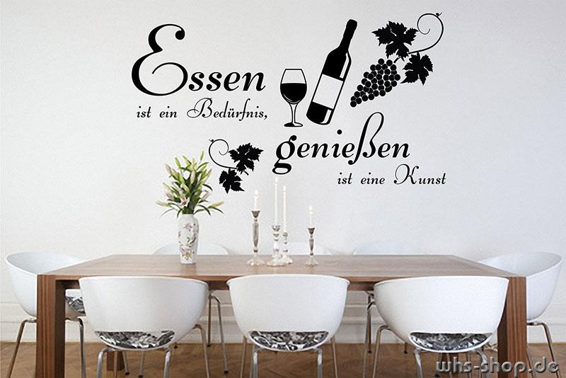 Wandtatoos für die küche  Wandtattoos Küche-Rezepte - WHS-Werbetechnik Nürnberg-Fürth-Erlangen